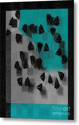 Be-leaf - J53036152 Metal Print