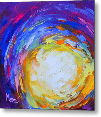Be Thou My Vision Metal Print by Mike Moyers