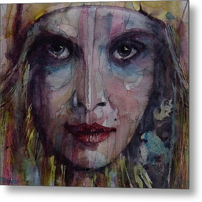Be Young Be Foolish Be Happy Metal Print by Paul Lovering