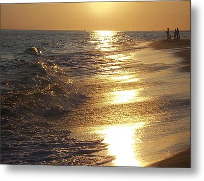 Beach #16 Metal Print