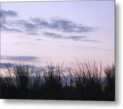 Metal Print featuring the photograph Beach Sunrise 1 by Melissa Stoudt