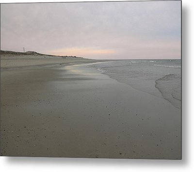 Beachscape Metal Print