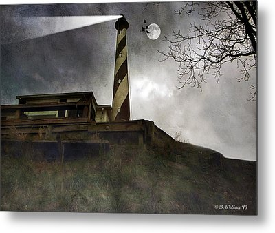 Beacon  Metal Print by Brian Wallace