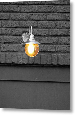 Metal Print featuring the photograph Beacon by Rodney Lee Williams