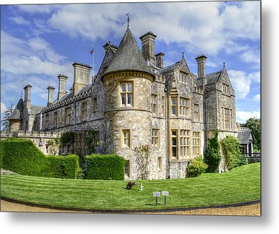 Beaulieu Metal Print by Spikey Mouse Photography