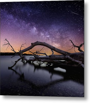 Beautiful Chaos Metal Print