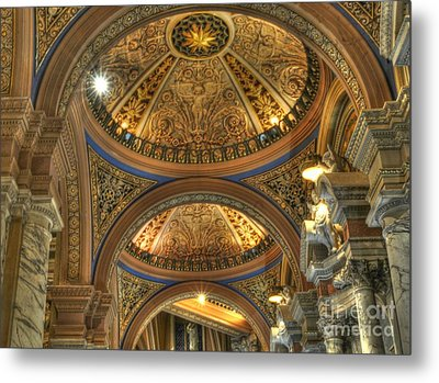 Beautiful Church Metal Print by Kathleen Struckle