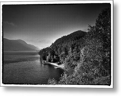 Beautiful Lake George Metal Print by David Patterson
