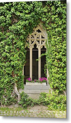 Beautiful Old Window Metal Print