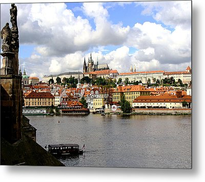 Metal Print featuring the photograph Beautiful Prague by Ira Shander