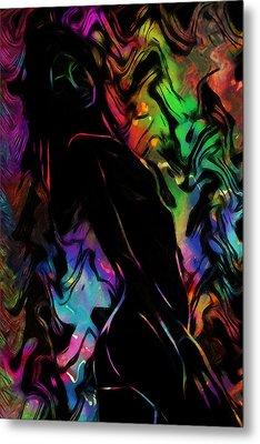 Beautiful Shadow Metal Print by Steve K