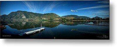 Beautiful Skaha Lake - Penticton Bc Metal Print