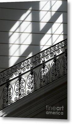 Beautiful Staircase Metal Print by Lana Enderle