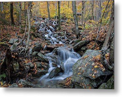 Beautiful Vermont Scenery 31 Metal Print by Paul Cannon