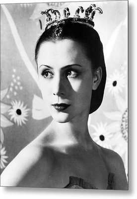 Beauty At Best Metal Print by Retro Images Archive