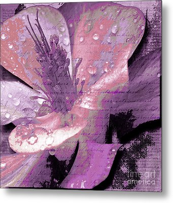 Beauty Ix Metal Print by Yanni Theodorou