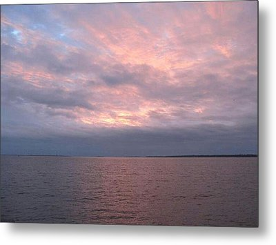 Metal Print featuring the photograph Beauty Seen In Clouds by Joetta Beauford