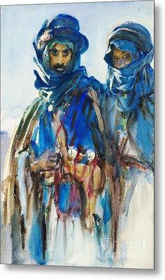 Bedouins Metal Print