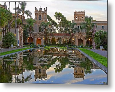 Metal Print featuring the photograph Before The Crowds by Gary Holmes