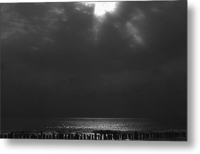 Before The Storm Metal Print