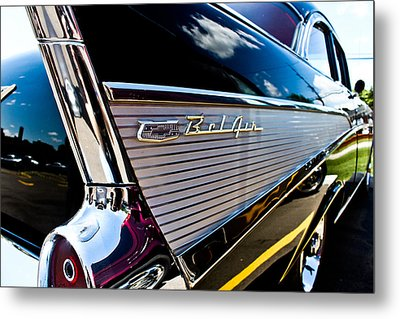 Metal Print featuring the photograph Bel Air Reflections by Joann Copeland-Paul