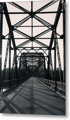 Belford Bridge  Metal Print