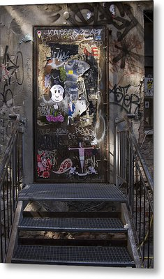 Berlin Graffiti - 2  Metal Print by RicardMN Photography