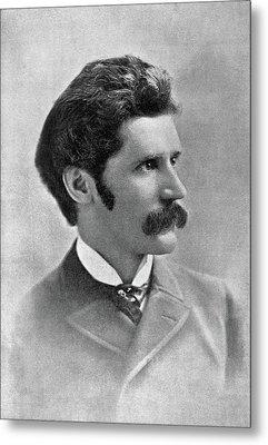Bernhard Gillam (1856-1896) Metal Print