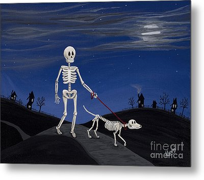 Best Friends Forever Metal Print by Kerri Ertman