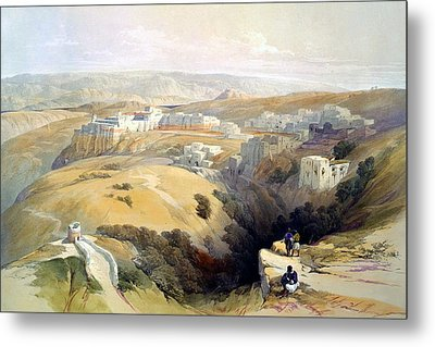 Bethlehem  Metal Print by Munir Alawi