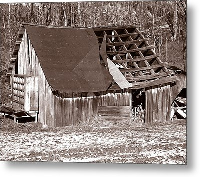 Metal Print featuring the photograph Better Days by Craig T Burgwardt
