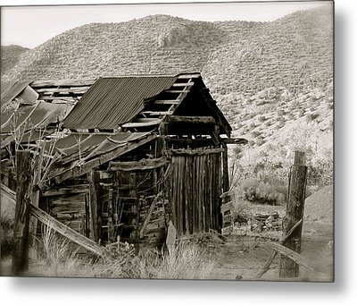 Aged To Perfection Metal Print by Kim Pippinger