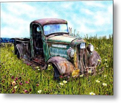 Better Days Metal Print by Ric Darrell