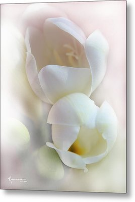 Better Together Metal Print by Kume Bryant