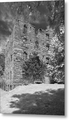 Beverly Mill Metal Print by Guy Whiteley