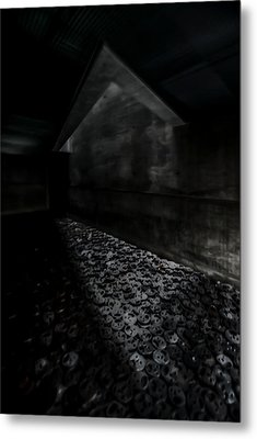 Beyond The Void Metal Print