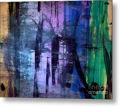 Beyond Metal Print by Trilby Cole