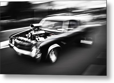 Big Block Chevelle Metal Print