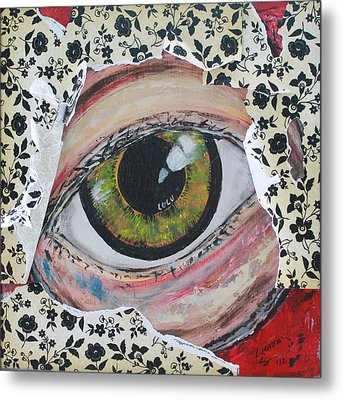 Big Brother Metal Print