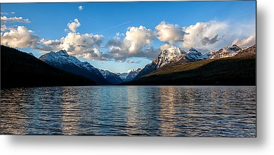 Metal Print featuring the photograph Big Sky by Aaron Aldrich