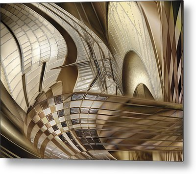 Metal Print featuring the photograph Big Sticks by Steve Sperry