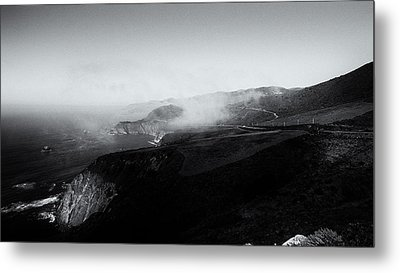 Big Sur 4 Metal Print