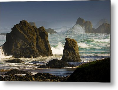 Big Sur Kind Of Morning Metal Print