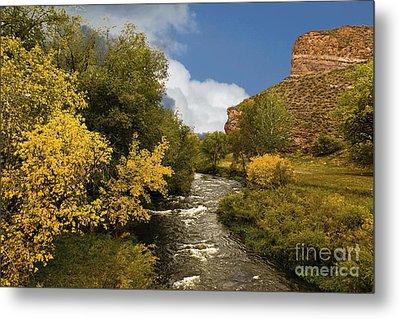 Big Thompson River 2 Metal Print by Jon Burch Photography