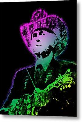 Bill Monroe Metal Print