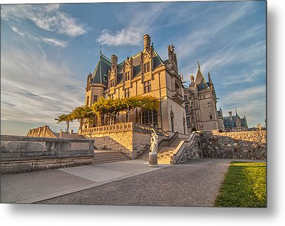 Biltmore Sunset Metal Print by Donnie Smith