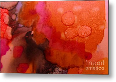 Biology Of Exhilaration Metal Print by Rory Sagner