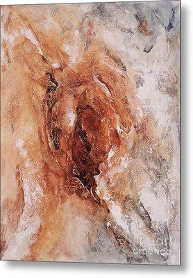 Birth Of The Earth 01 Metal Print by Emerico Imre Toth