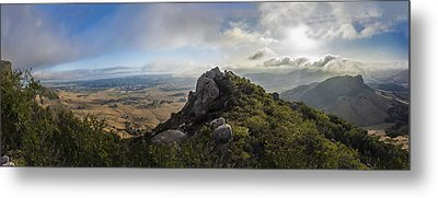Bishop's Peak Metal Print by Jeremy Jensen