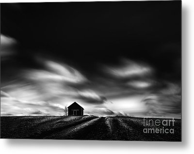 Black House Metal Print